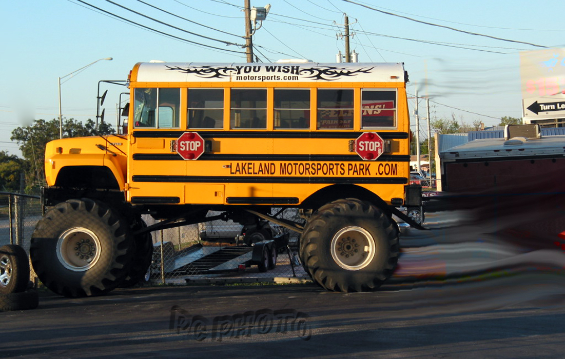 giant rc cars with A School Bus Wearing Monster Truck Tires Oddity on Goldwing Sbach 30cc Aerobatic Airplane Version P 268 also Attachment moreover Justice League Batmobile Mattel Toy furthermore A School Bus Wearing Monster Truck Tires Oddity likewise Biggest 3d Printers World.