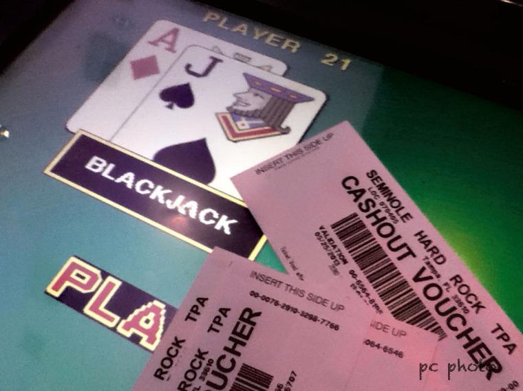 Games - Tampa Hard Rock**