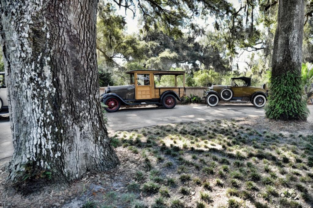 Sentimental Journey  Antique Cars 1