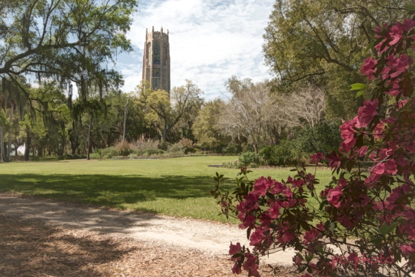 Bok Tower Landscape