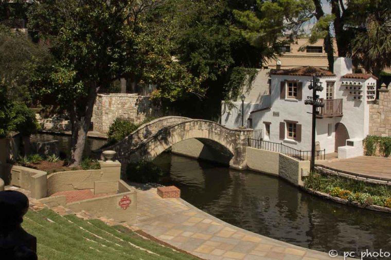 intimate amphitheater near historic La Villita at San Antonio Riverwalk -654